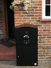 Brizebox - prices from £119.00 | Secure Parcel Delivery Drop Box