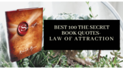 Best The Secret Book Quotes - Law of Attraction