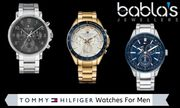Latest Tommy Hilfiger Watch for Men | Babla's Jewellers