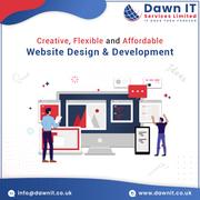 Get Trustworthy Web Development Services in UK | Web Design | dawnit.c