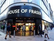 House Of Fraser 20% OFF Discount Code On First Order Plus Free Deliver