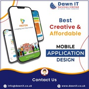 Best Mobile App Developers | Dawn IT Services Limited | Mobile App