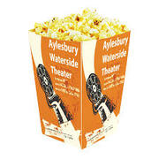 Buy Popcorn Boxes in Custom Design with Free Design Support