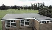 Best Flat Roof Services - Industry Roofing