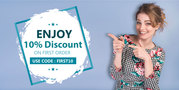 Get 10% Discount Clothing Sale on First Sale in UK   Top Brand Outlet