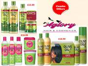 ORS Olive Oil Hair Care Products - Combo Pack