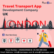 Logistics App Development company in UK | Top Travel Transport App