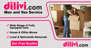 Man and Van London Service | Shared Van Service