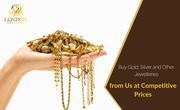 Buy Gold,  Silver and Other Jewelleries from Us at Competitive Prices