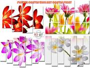 FLOWER CANVAS WALL ART