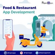 Top Food & Restaurant App Developers in London | Food Application UK