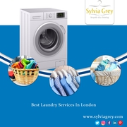 Hire Our Cleaners for the Best Laundry Service in London