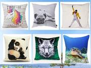 Print Photos On Cushion or Pillow Cover