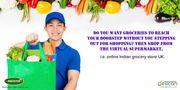 Indian groceries online in UK