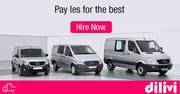 Man and Van Service | London Moving Service