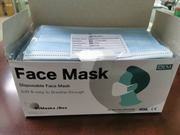 Surgical Face Mask 3ply IIR Type