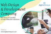 Hire Experienced Web Development company in UK