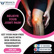 Stem Cell Therapy for Knee Pain Near You