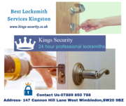 Best locksmith services Kingston
