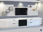 Bespoke TV l Lounge Units and Storage Furniture London