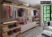 Sliding Wardrobes With Mirror | Bespoke Wardrobes Designs