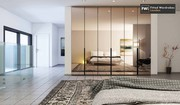 Sliding Wardrobes With Light | Luxury Wardrobes Design London