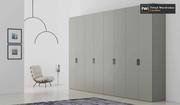 Hinged Door Wardrobes Designs London | Bespoke Wardrobe Designs
