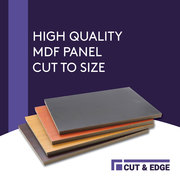 Quality Panel Cutting and MDF Cut to Size Cutting Services in London