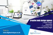 Hire Website Design Company in London