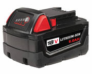 Power Tool Battery for Milwaukee M18B6