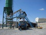 Stationary concrete plant SUMAB TE-15. ECONOMY CLASS
