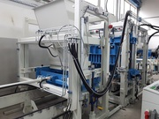 Stationary block machine SUMAB R-500. Scandinavian quality.