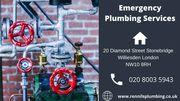 Best Plumber West London   Emergency Plumbing Services