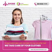 Hire Best Dry Cleaners Service Provider In London