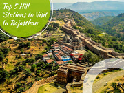 Top 5 Hill Stations in Rajasthan