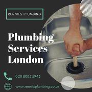 Emergency Plumbing Services | Plumbing Company London