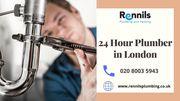 Plumbing Company UK   24 Hour Plumber London