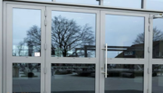 Searching for change of broken window of glass shopfront?