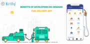 Benefits of developing on demand Fuel delivery App