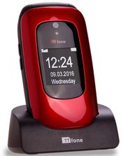 TTfone Lunar TT750 Flip Mobile Phone for the Elderly