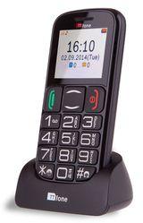TTfone Mercury 2 TT200 Big Button Easy to Use Sim Free Mobile Phone