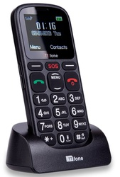 TTfone Comet TT100 Big Button Basic Simple Mobile Phone