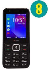 TTfone TT240 EE Pay As You Go Sim Card Big Button Mobile