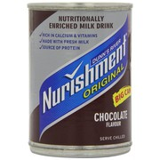 Dunn's River Nurishment Original Chocolate Flavour 400g (Pack of 12)
