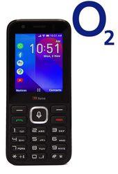 TTfone TT240 O2 Pay As You Go Sim Card Big Button Mobile