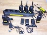Renting Walkie talkies Longer-range Radios