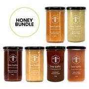 Bee Baltic Honey Selection Bundle | raw honey