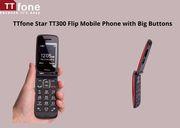 TTfone Star TT300 Mobile Phone with Big Buttons