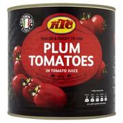 Ktc Plum Peeled Tomatoes 2.5kg