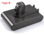 Vacuum Cleaner Battery for Dyson DC31